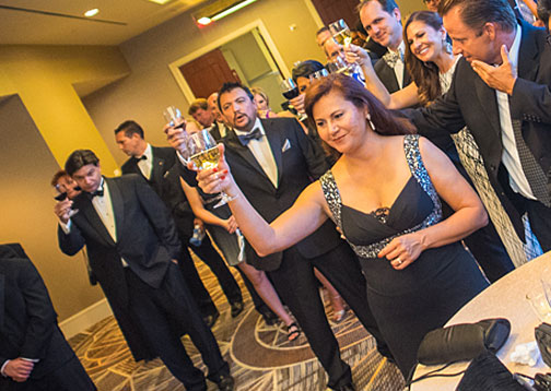 AZ Hispanic Chamber of Commerce – Black and White Ball and Business Awards